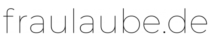 FrauLaube